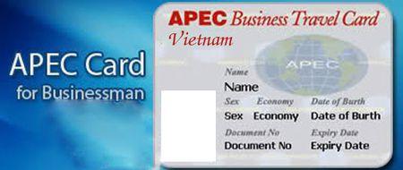 Huong dan thu tuc cap moi, cap lai the doanh nhan APEC - Anh 1