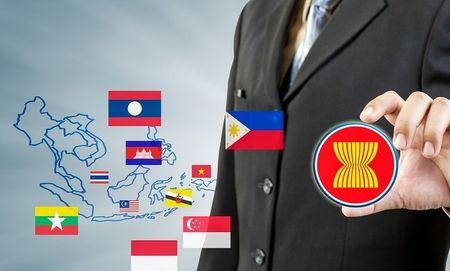 Tan dung co hoi xuat khau sang thi truong ASEAN - Anh 1