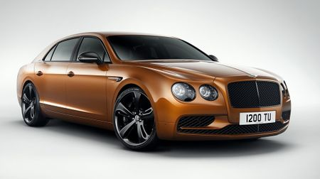 Flying Spur W12 S - chiec Bentley 4 cua nhanh nhat lich su - Anh 1