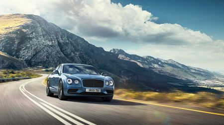 Flying Spur W12 S - chiec Bentley 4 cua nhanh nhat lich su - Anh 2