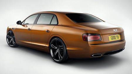 Flying Spur W12 S - chiec Bentley 4 cua nhanh nhat lich su - Anh 4