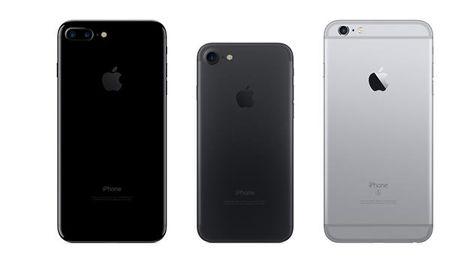 Cung chiem nguong bo doi iPhone 7, 7 Plus vua trinh lang. - Anh 2