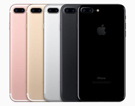 Cung chiem nguong bo doi iPhone 7, 7 Plus vua trinh lang. - Anh 4