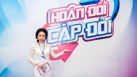 "Ra mat game show ""Hoan doi cap doi"" tren song truyen hinh - Anh 1"