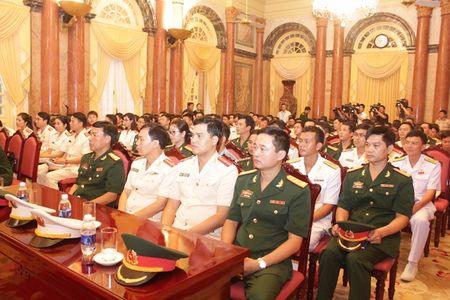 Chu tich nuoc: Thap sang len ngon lua tinh nguyen trong moi doan vien thanh nien - Anh 6