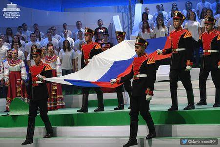 Nga khai mac Paralympic rieng, sau khi bi khong duoc dau o Brazil - Anh 1