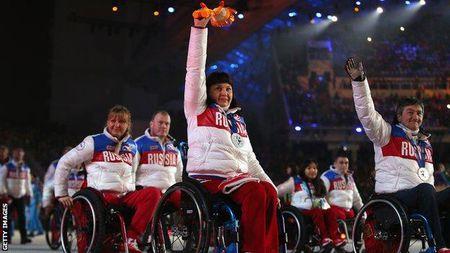 Nga khai mac Paralympic rieng, sau khi bi khong duoc dau o Brazil - Anh 3