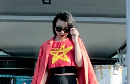 Lai Thanh Huong - chan dai Hai Phong tiep theo vua len duong chinh chien quoc te - Anh 2