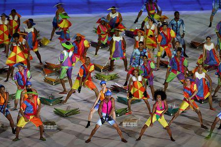 Khai mac the van hoi Olympic nguoi khuyet tat - Anh 2