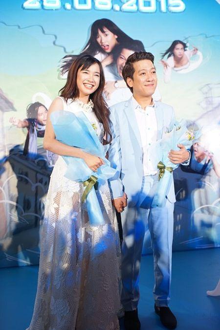 Nha Phuong tran tinh ve tin sap 'len xe hoa' voi Truong Giang - Anh 3