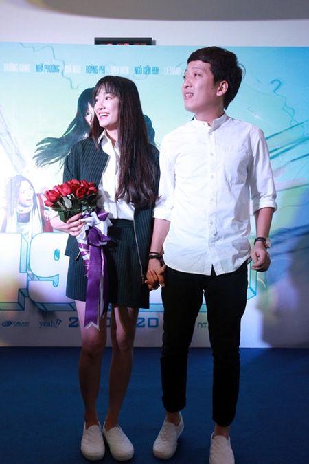 Nha Phuong tran tinh ve tin sap 'len xe hoa' voi Truong Giang - Anh 4