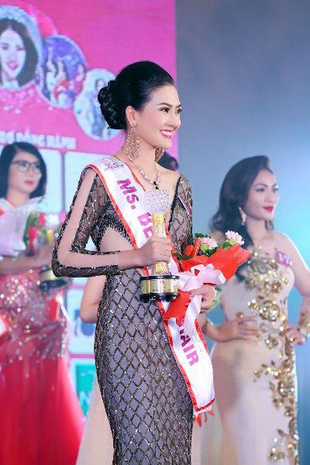 Chiem nguong nhan sac Tan Hoa hau doanh nhan the gioi nguoi Viet 2016 - Anh 1