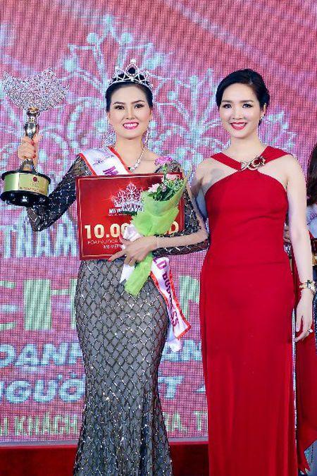 Chiem nguong nhan sac Tan Hoa hau doanh nhan the gioi nguoi Viet 2016 - Anh 2