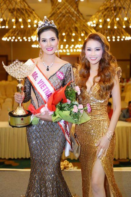 Chiem nguong nhan sac Tan Hoa hau doanh nhan the gioi nguoi Viet 2016 - Anh 3