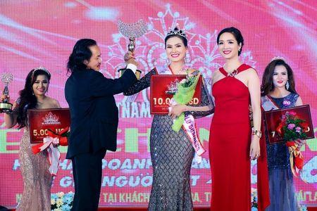 Chiem nguong nhan sac Tan Hoa hau doanh nhan the gioi nguoi Viet 2016 - Anh 5