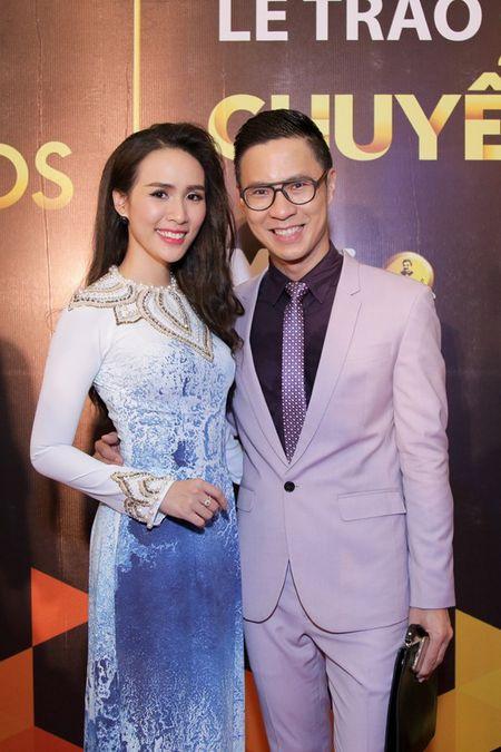 Dan sao Viet long lanh tai trao giai VTV Awards 2016 - Anh 19