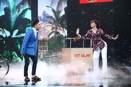 'Tuyet chieu sieu dien': Tien Luat - Thu Trang luc duc vi thi sinh gia gai - Anh 13