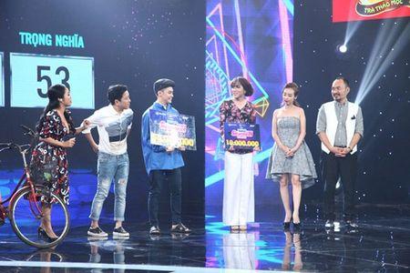 'Tuyet chieu sieu dien': Tien Luat - Thu Trang luc duc vi thi sinh gia gai - Anh 15