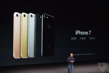iPhone 7 co nhung diem moi nao? - Anh 1