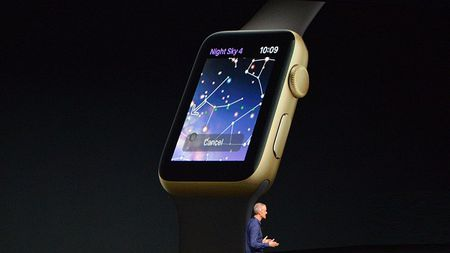 Apple Watch 2 trinh lang voi nhieu cai tien - Anh 1