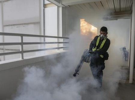 So ca nhiem Zika tai Singapore tang len 283 - Anh 1