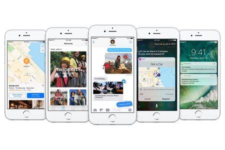 iOS 10 se phat hanh chinh thuc vao ngay 13/9 - Anh 2