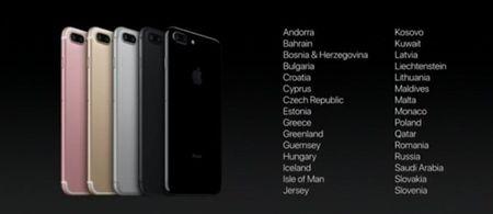 Khong phai dot 1, Viet Nam van chua co trong danh sach ban iPhone 7 dot 2 - Anh 3