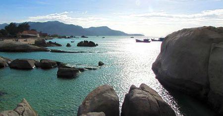 Quy hoach vung khong co du an thep o Ninh Thuan - Anh 1