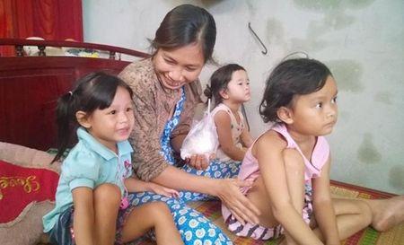 Binh Phuoc: Be gai bi trao nham khong the toi truong - Anh 2