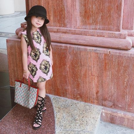 5 fashionista nhi 'don tim' ca the gioi - Anh 19