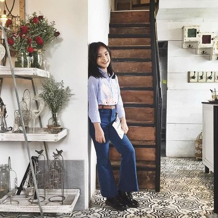 5 fashionista nhi 'don tim' ca the gioi - Anh 1