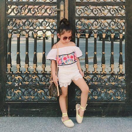 5 fashionista nhi 'don tim' ca the gioi - Anh 20