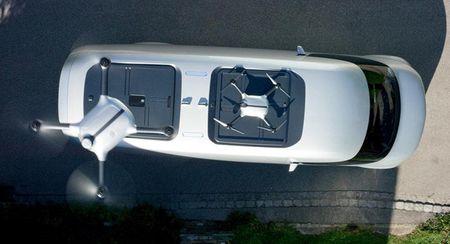 Ra mat Mercedes-Benz Vision Van cong nghe thong minh dot pha - Anh 13