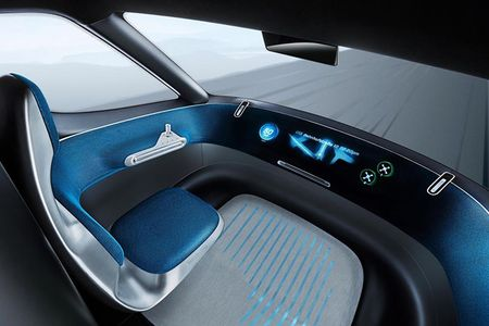 Ra mat Mercedes-Benz Vision Van cong nghe thong minh dot pha - Anh 8