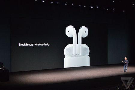 Loat tai nghe EarPods va AirPods moi cho iPhone 7 series - Anh 10