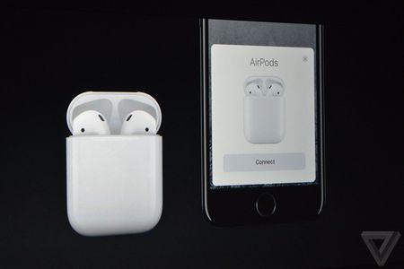 Loat tai nghe EarPods va AirPods moi cho iPhone 7 series - Anh 5