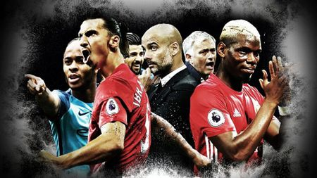 Derby Manchester, tran cau hap dan nhat hanh tinh - Anh 1