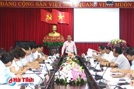 Van hanh Trung tam Hanh chinh cong TP. Ha Tinh vao quy I/2017 - Anh 1
