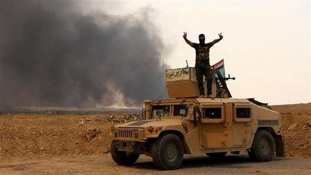 Iraq triet pha am muu tan cong khung bo cua IS o Diyala - Anh 1