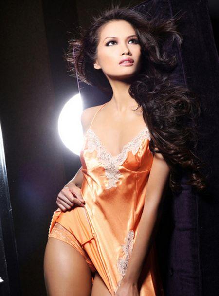 A hau Hoan vu bat ngo dau quan cho Victoria's Secret - Anh 3