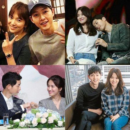 HOT: Song Joong Ki thua nhan nghi den Song Hye Kyo khi doat giai thuong lon - Anh 10