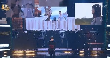 HOT: Song Joong Ki thua nhan nghi den Song Hye Kyo khi doat giai thuong lon - Anh 7