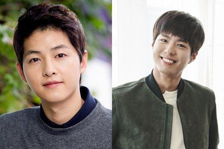 Song Joong Ki thua nhan san sang doi dau Park Bo Gum de gianh ban gai - Anh 4