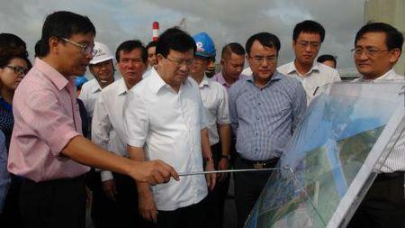 EVN de xuat khan truong lam duong day 500 kV tu Vung Ang – Doc Soi – Pleiku - Anh 1