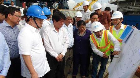 EVN de xuat khan truong lam duong day 500 kV tu Vung Ang – Doc Soi – Pleiku - Anh 2