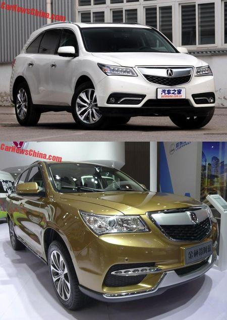 Lo 'phien ban' gia re cua SUV hang sang Acura MDX - Anh 7