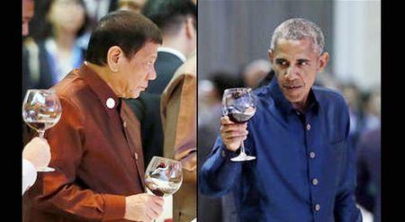 Ong Obama van gap ong Duterte sau su co lang nhuc - Anh 1