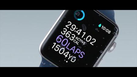 Nguoi ke nhiem Apple Watch da chinh thuc trinh lang! - Anh 1