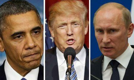 Donald Trump khen 'Putin lanh dao tot hon Obama' - Anh 1