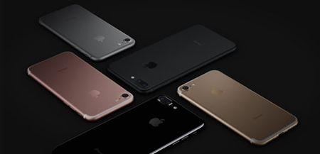 Muon mua iPhone 7 Jet Black den bong bay u? Bo them tien ra! - Anh 2